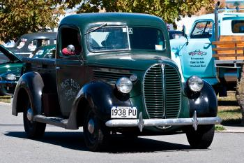 1938 FORD PICKUP 830 81-C