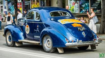 1940 Studebaker Coupe - Richard Thomson & Paul Dilley