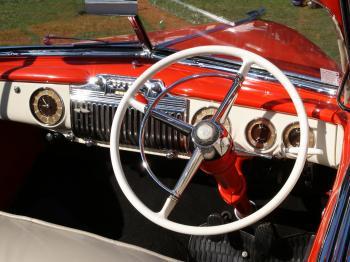 1947 Cadillac Convertible (2)