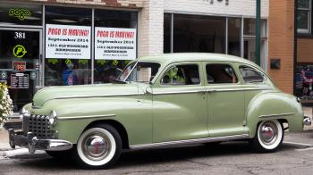 1948 Dodge Town Sedan Custom