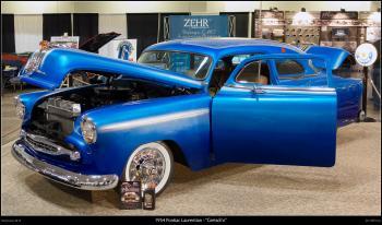 1954 Pontiac Laurentian -
