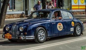 1959 Jaguar MkII - Matt Watson & Doug Atherley