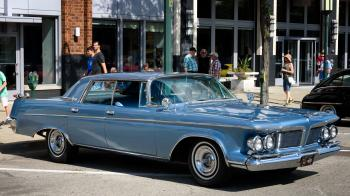1963 Chrysler Imperial LeBaron