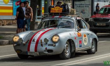 1964 Porsche 356C - Charbel Habib & Walid Samaha
