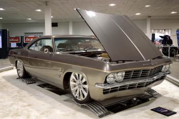 1965 Chevy Impala,