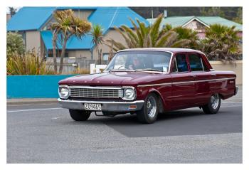 1965 FORD FALCON XP
