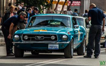 1967 Ford Mustang - Marc Buchanan & Mike Heywood
