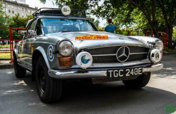 1967 Mercedes 250 SL