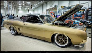 1969 Ford Talladega GPT Special