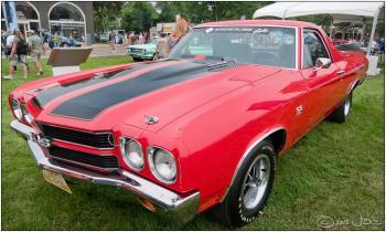 1970 Chevrolet El Camino 396 SS