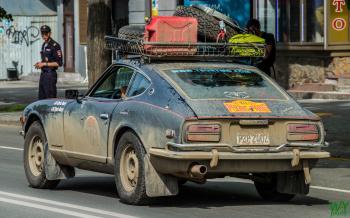 1972 Datsun 240Z - Chris Bury & Tjerk Bury
