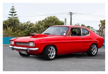 1974 FORD CAPRI 3000GX
