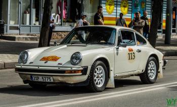 1974 Porsche 911 - Jan Hradecky & Dana Hradecka