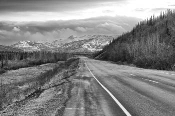 2013/365/281 The Road to Denali