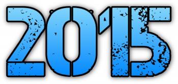 2015 Text Logo