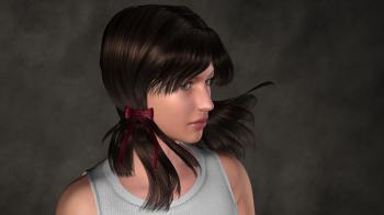 3D Girl Portrait