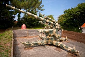 88mm flak 36 - HDR