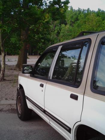 91 Ford Explorer XLT