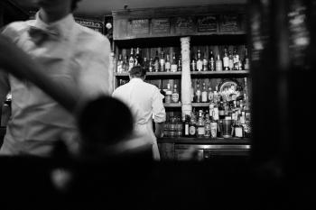 A Bar in new york