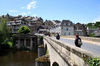 A roman bridge
