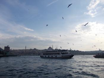 A View from Golden Horn