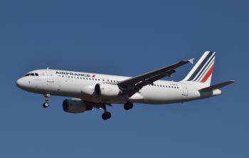 A320 AirFrance F-GKXG