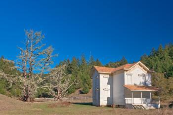Abandoned Property - HDR