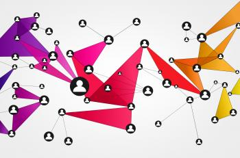 Abstract Network of People - Social Networks