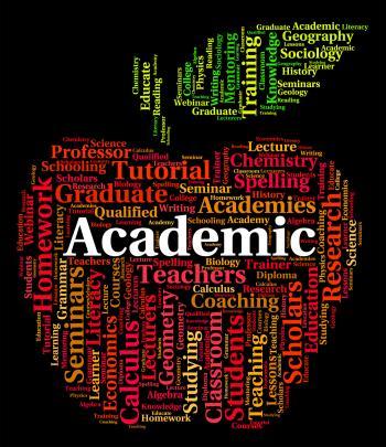 Academic Word Indicates Naval Academy And Academies