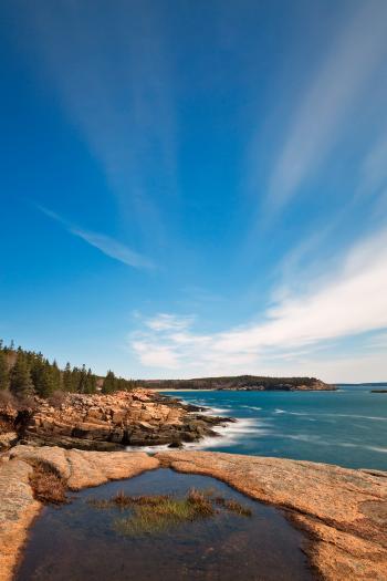 Acadia National Park - Thunder Hole
