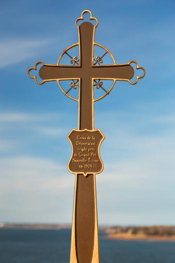 Acadian Cross - HDR