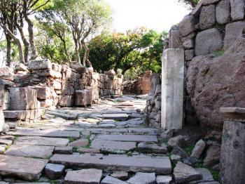 Aigai-ancient Greek city
