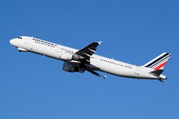 Airbus A321 Air France F-GTAJ