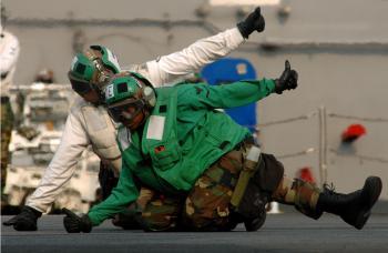 Aircraft Carrier Crew