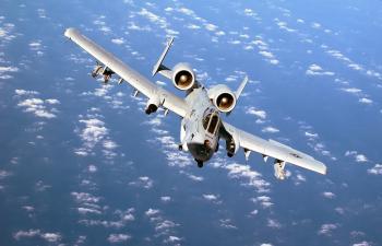 Aircraft Flying
