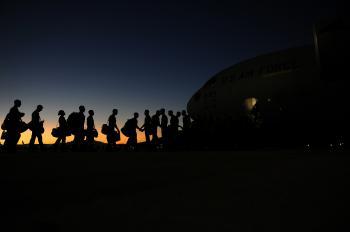 Airmen Boarding