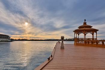 Alexandria Bay Sunset - HDR