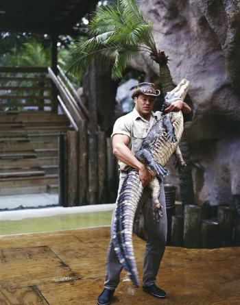 Alligator Wrestler