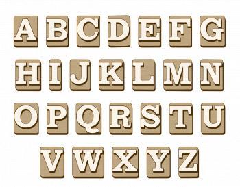 Alphabet Keys