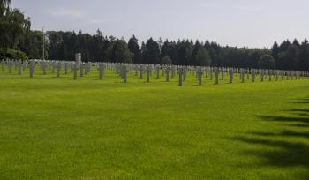 American Memorial and Cemetery WW II