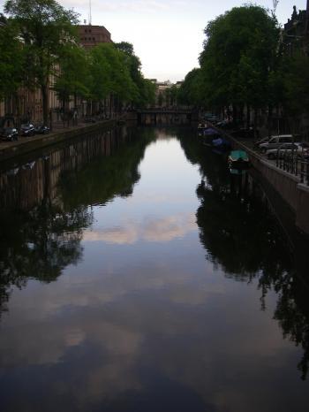 Amesterdam Canal