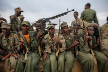 AMISOM Kismayo Advance 07