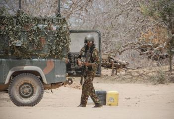 AMISOM Sector Two HQs Dhobley 06
