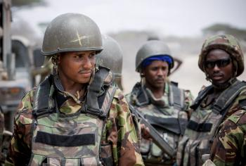 AMISOM Sector Two HQs Dhobley 18
