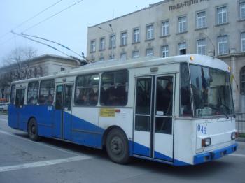 An old tram