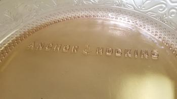 Anchor Hocking glassware