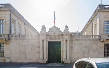Ancien hôtel des Intendants de Champagne