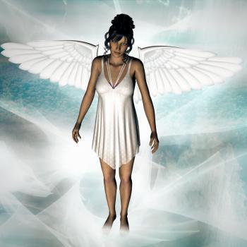 Angel 3D Character