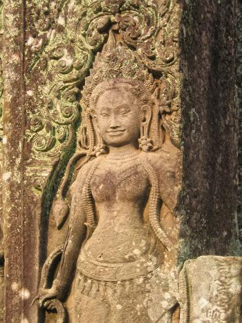 Angkor Wat Sculpture