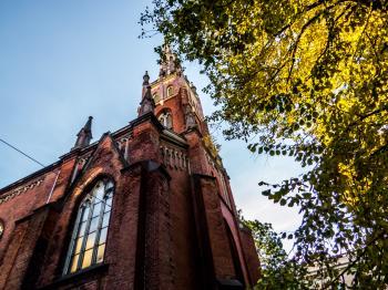 Anglican Church in Riga